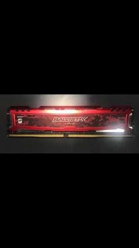 Memoria ram DDR4 8GB-2666Mhz