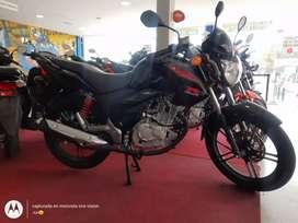 MOTOCICLETA SUZUKI GSX125R