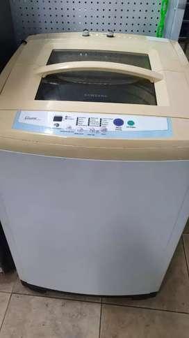 Lavadora Samsung 27 libras en buen estado