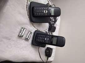 Tetefono inalambrico Gigaset Duo AS 18 H