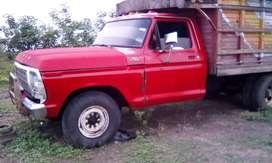 Ford 350 color rojo