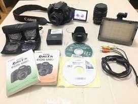 Canon T3i Con Accesorios Oferta !!