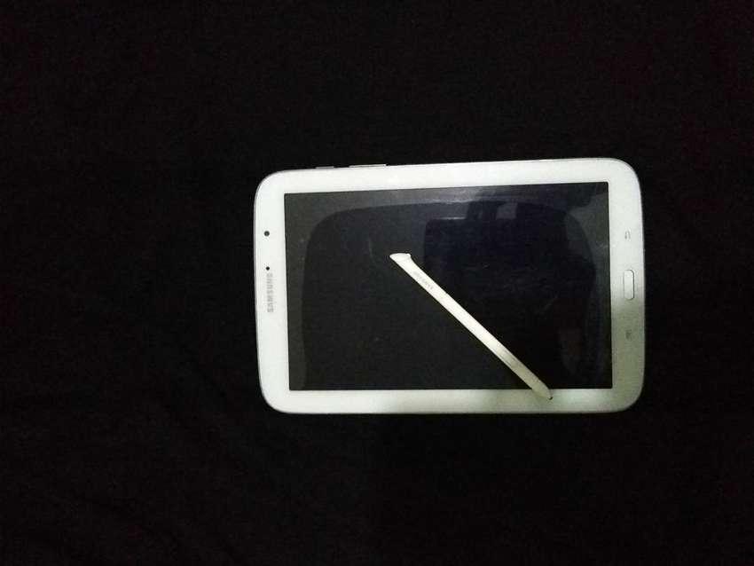 Vendo o cambio Tablet marca Samsung blanca