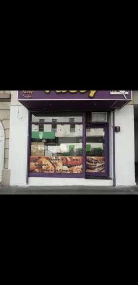 Panaderia muy buena ubicación en la plata, precio accesible