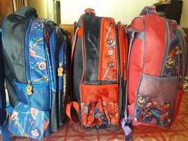 Vendo mochilas y cartucheras nuevas