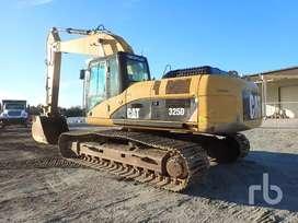 Excavadora Caterpillar 325DL  importada