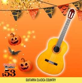 Guitarra Clásica Country