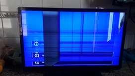 Televisores reparo a domicilio