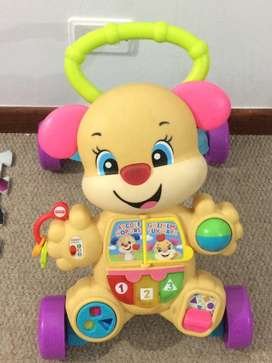 Vendo caminadora fisher price