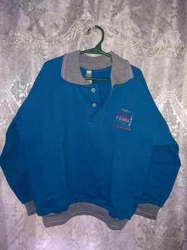 Buzo uniforme colegio Ntra Sra de Lourdes ( prescolar)