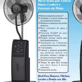 Ventilador de alta tecnología excelente calidad importado de diversas funciones