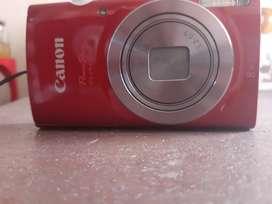Vendo cámara canon nueva