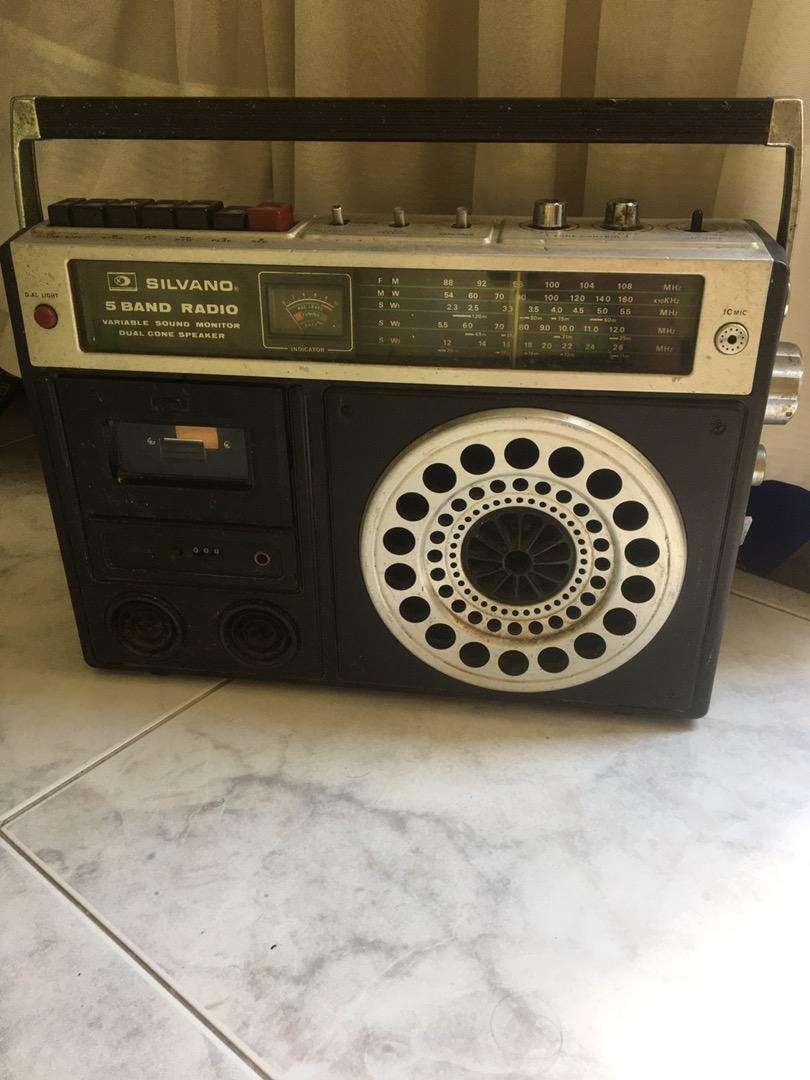 Reliquia de grabadora