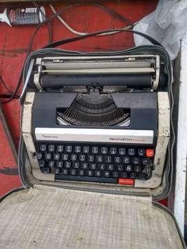 Máquina para escribir reminton