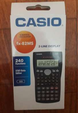 Vendo Calculadora Casio Nueva