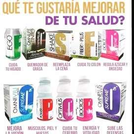 Productos omnilife seytu  entrega 100 % segura a todas partes del Ecuador