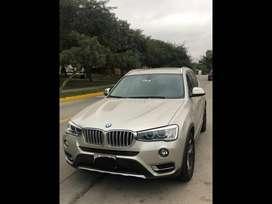 BMW X3 en excelente estado busca otra familia para que lo engrían
