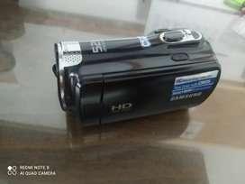 Video carama Samsung HMX-F80
