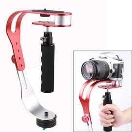 estabilizador de mano para videocamara y celular