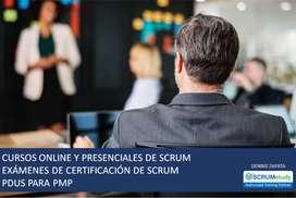 Exámenes de certificación SCRUMSTUDY