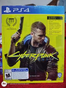 Ciber punk ps4