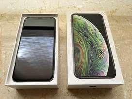 Vendo iphone Xs, 256GB, color space gray seminuevo