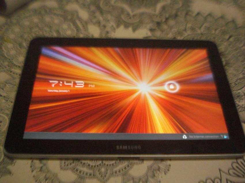 Tablet Samsung Tab 10.1 Gt-p7500v Wi-fi 3g Impecable No Envio
