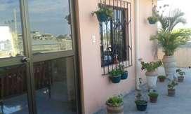 Se alquila lindo departamento amoblado en Libertad- Salinas solo para fines de semana o tiempo corto