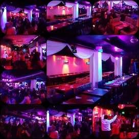 Cena Show Boliche Cantobar Karaoke en San Telmo