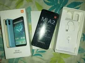 Xiaomi Mi A2 64GB Dual sim 4 ram 3 meses de garantía