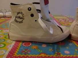 Zaparillas Blancas Kickers N28