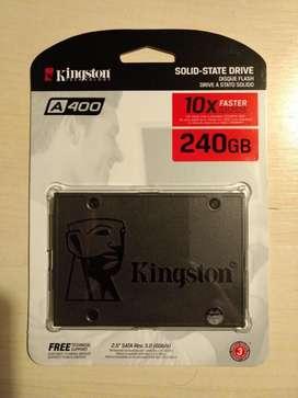 Disco Solido Kingston A400 240gb Nuevoo