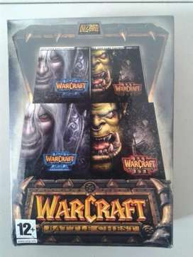 Warcraft Battle chest nuevo, sellado