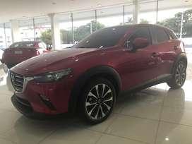Mazda CX3 Touting At