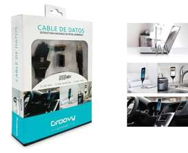 Cable Datos Groovy Micro Usb