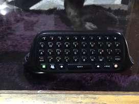 Chat pad (teclado) control xbox 360 + diademas