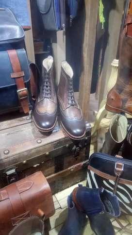 Maestro artesano busca trabajo en calzado