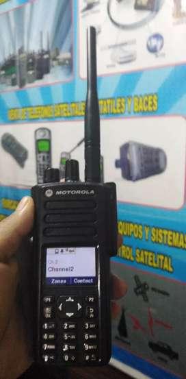 Radio portátil antiexplosivo dgp8550e
