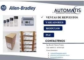Allen Bradley Variadores , plc modulos