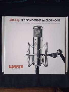 Microfono condensador profesional