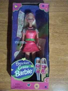 Muñeca Barbie original