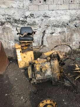 Tractores y repuestos caterpilar