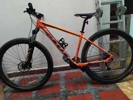 Bicicleta scott aspect 940 talla m rin 29 como nueva