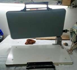 Vendo o Cambio Plancha tipo sanduche semi industrial Italiana.