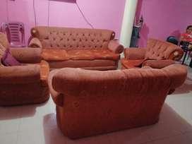 Muebles de madera guayacan
