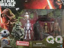 Star Wars Figuras Pack