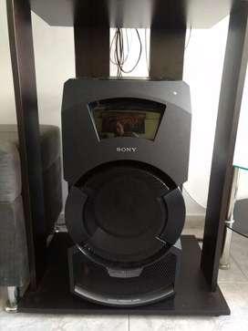 Se vende Equipo de sonido con barra Sony