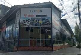 Local industrial - comercial 320m2 en la entrada de Huancayo, cerca a la UNCP