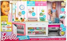 Barbie - Cocina Creativa