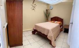 Residencia para señorita estudiante, alquiler de habitación con todos los servicios básicos